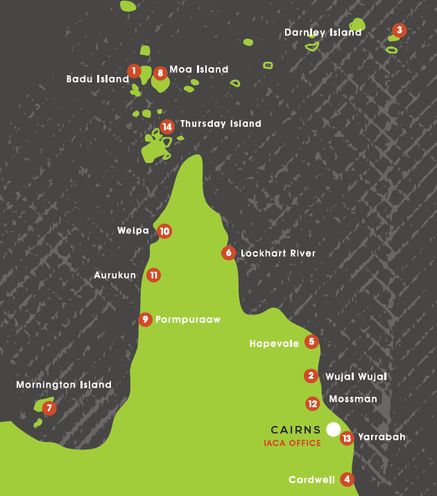 Art Centre Map
