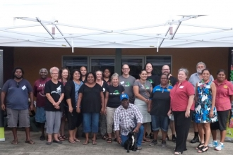 IACA Conference, Yarrabah, October 2018