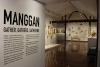 Manggan gather gathers  gathering exhibition installation, Cairns Art Gallery 2018.